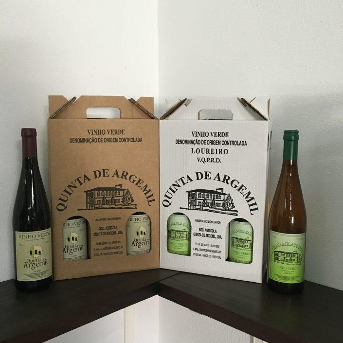 Vinho Quinta de Argemil